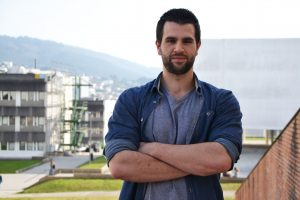 Ricardo Macedo, PhD Student