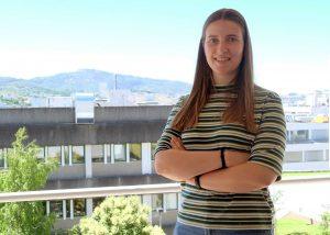 Cláudia Correia, MSc Student