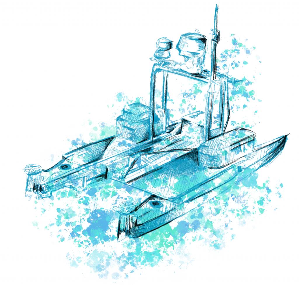 Embarcação ROAZ